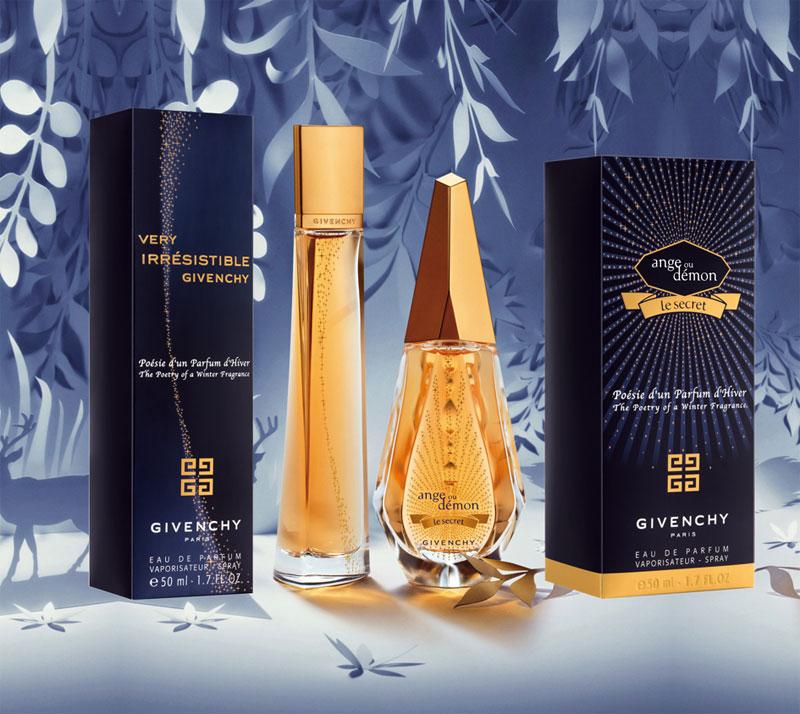 для женщин Givenchy Very Irresistible Poesie Dun Parfum Dhiver